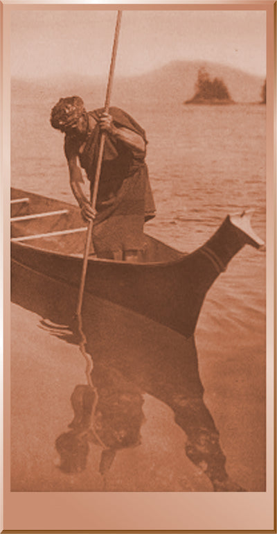 Fish Spearing - Clayoquot