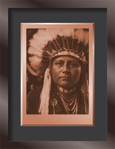 A Young Warrior - Nez Perce