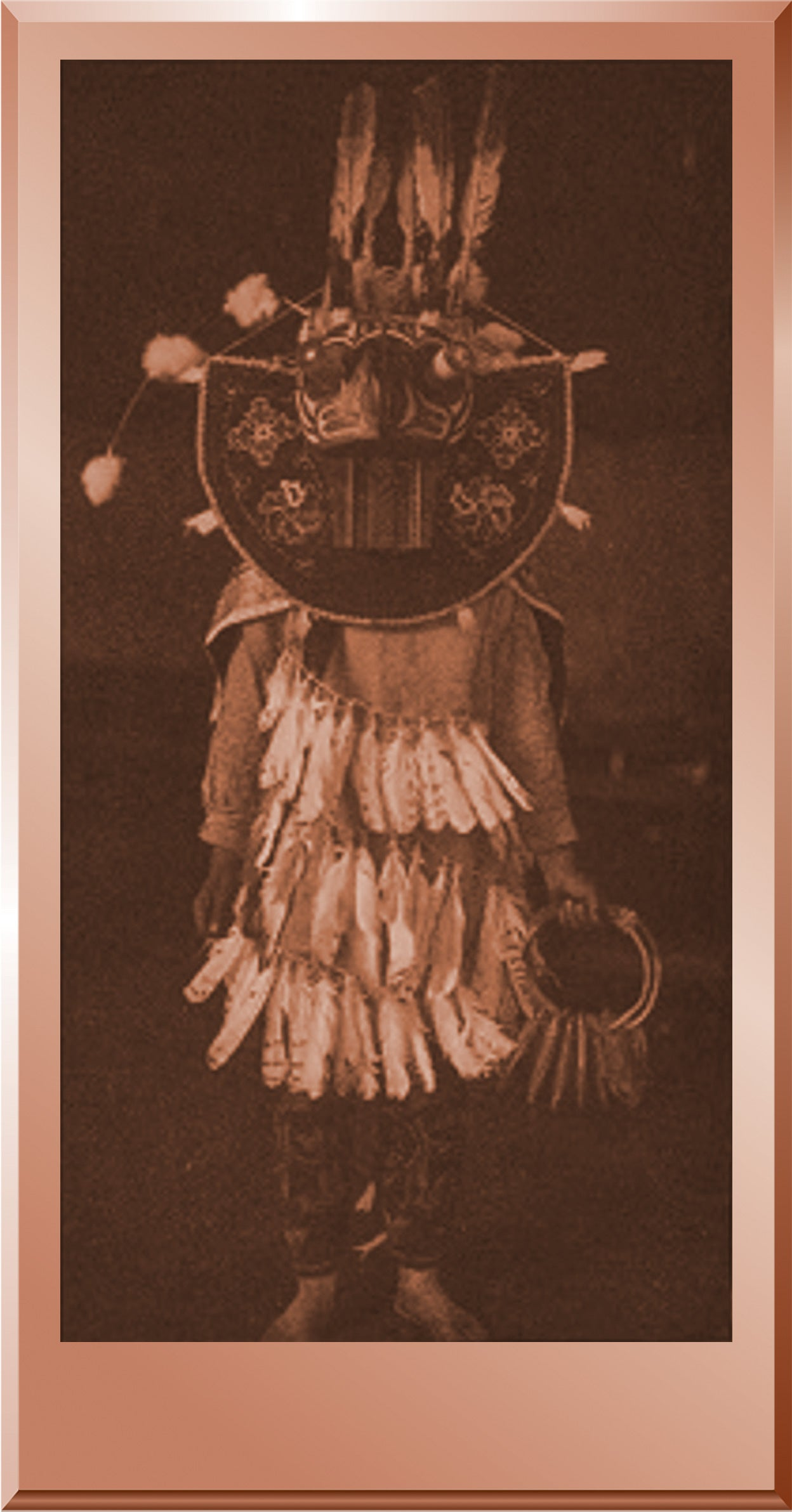 Masked Dancer - Cowichan