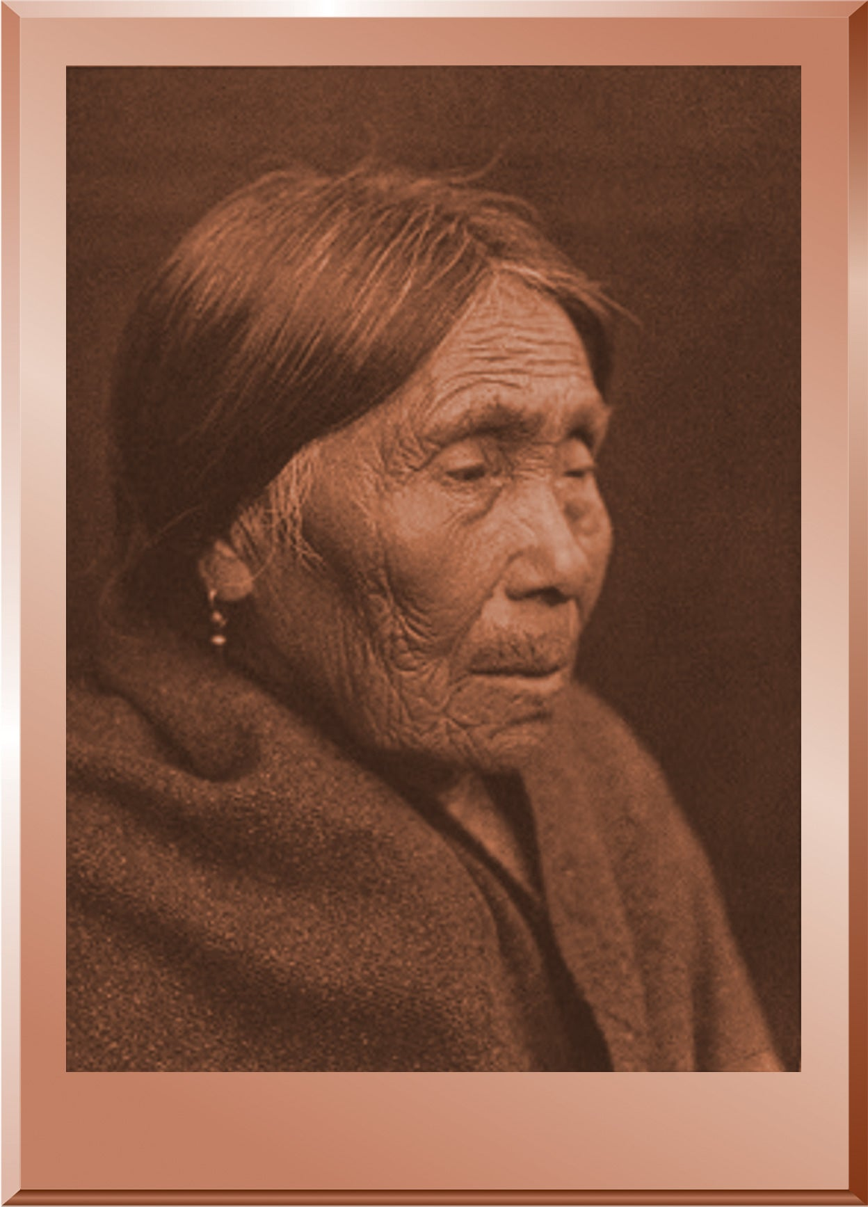 Chimakum Woman