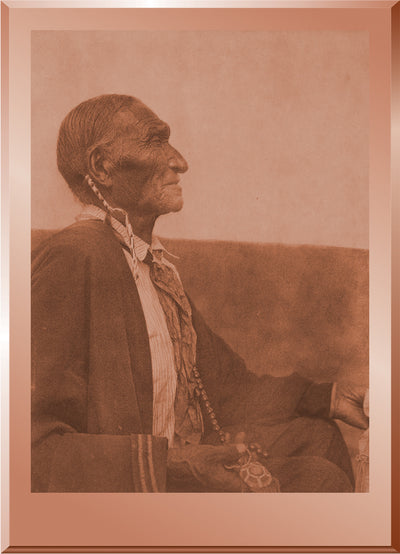A Cheyenne Peyote Leader