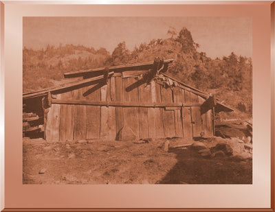 A House at Wakhtek - Yurok