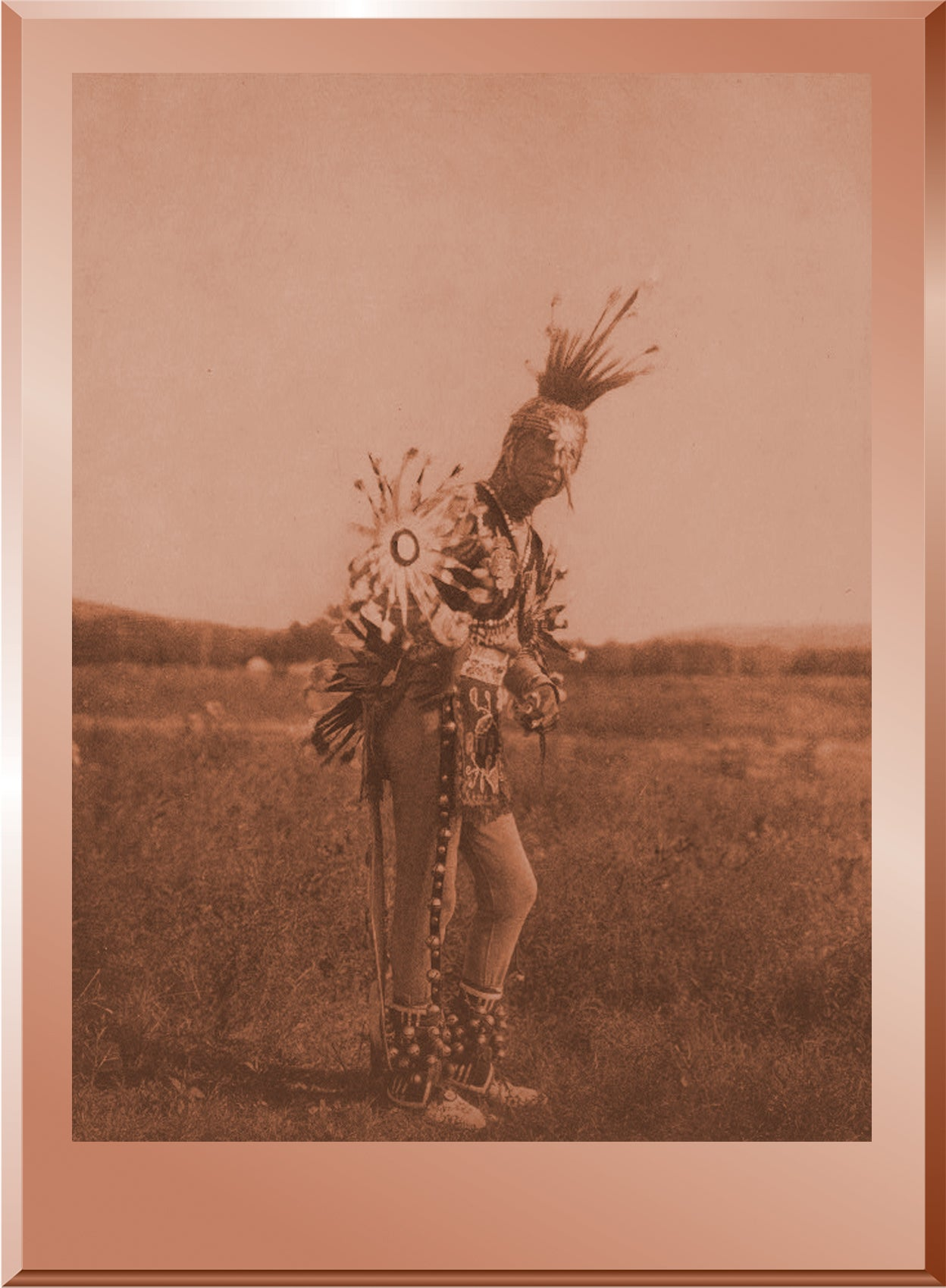 A Ponca Dancer