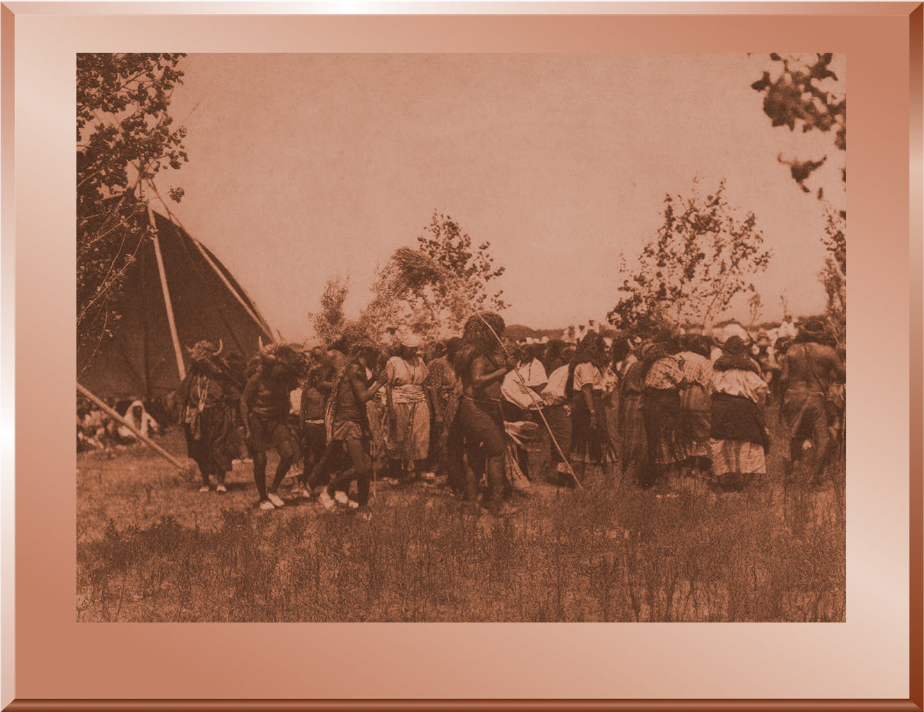 Buffalo Society, Animal Dance - Cheyenne