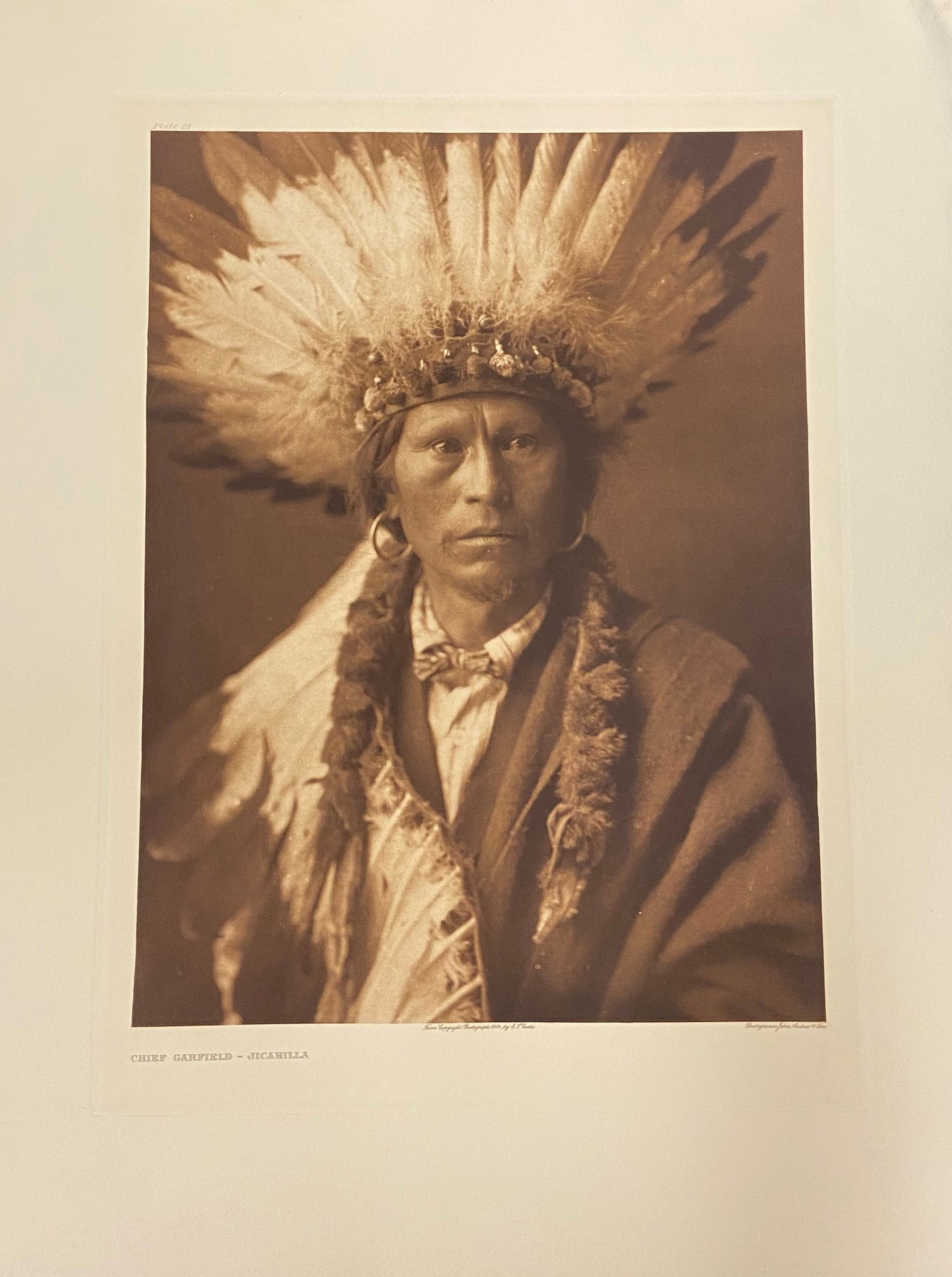 Chief Garfield - Jicarilla