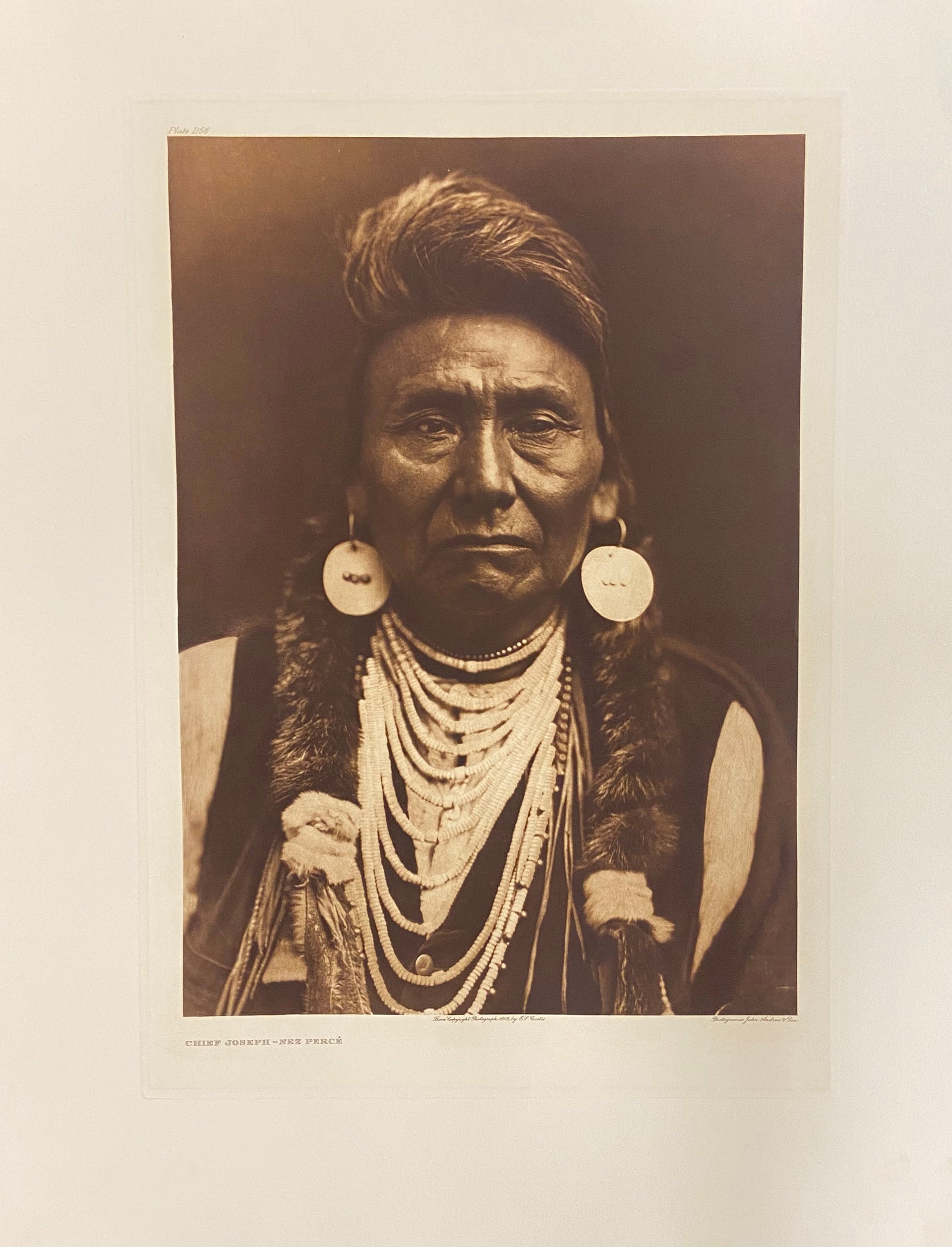 Chief Joseph - Nez Percé