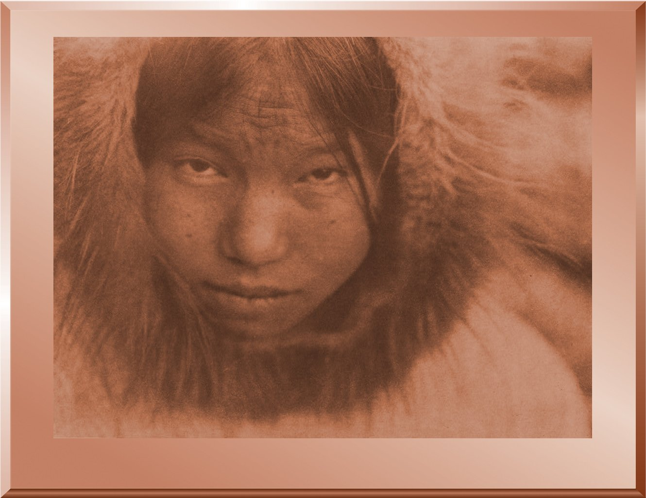Diomede Girl