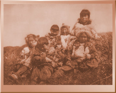 Nunivak Children