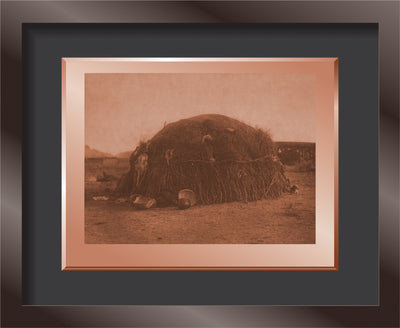 Papago Primitive Home