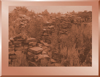 Ruins on Corn Mountain - Zuni