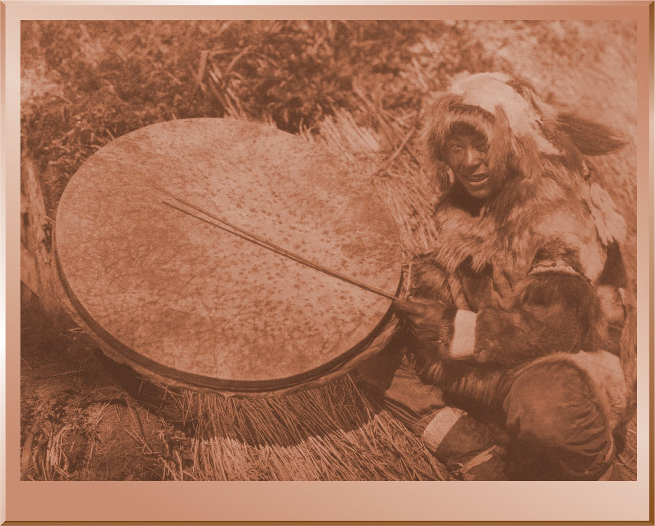The Drummer - Nunivak