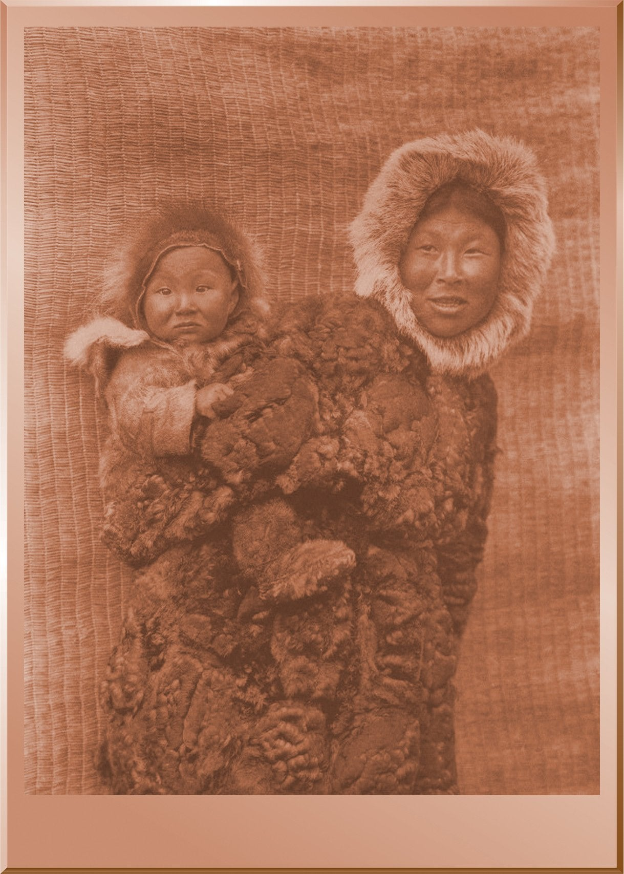 Woman and Child - Nunivak