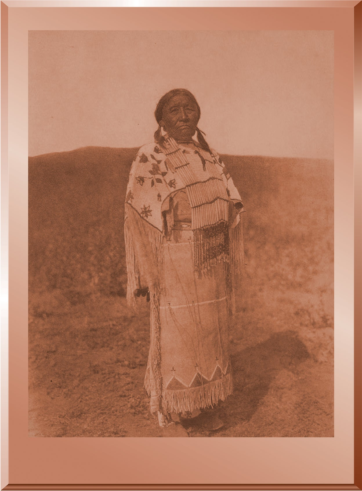 Woman's Costume - Cheyenne