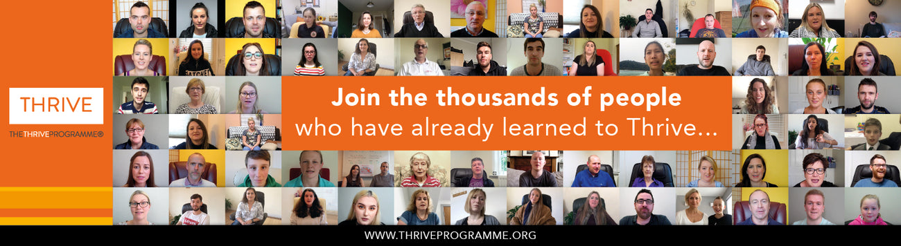 The Thrive Programme Shop