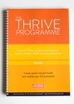 The Thrive Programme workbooks and online courses - for ADULTS