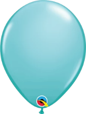 Caribbean Blue Balloon