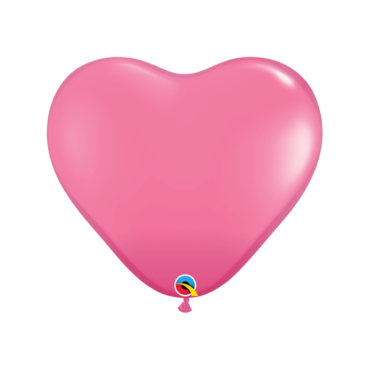 Fancy Heart Balloon