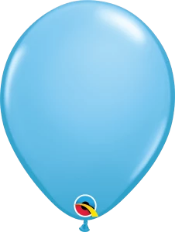 Pale Blue Balloon