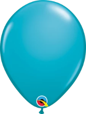 Tropical Teal Balloon