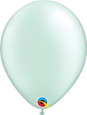 Pearl Mint Green Balloon