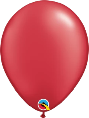 Ruby Red Balloon