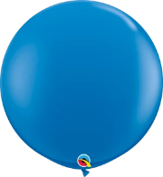Dark Blue Balloon
