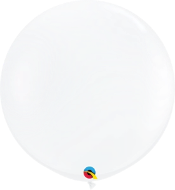 Diamond Clear Balloon