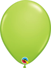 Lime Green Balloon