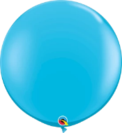 Robin's Egg Blue Balloon
