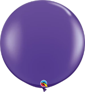Purple Violet Balloon