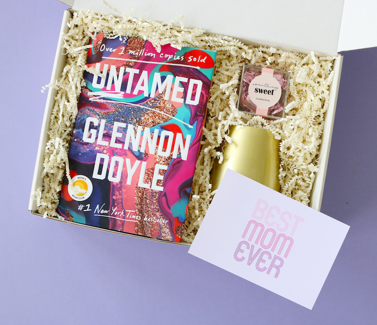 Glennon Doyle Untamed Mother's Day Book Gift Box