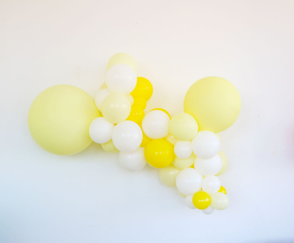 Mellow Yellow Balloon Garland Kit