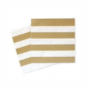 Gold Crush Large Napkins