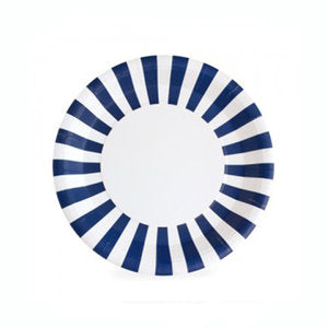 Naut so Navy Dinner Plates