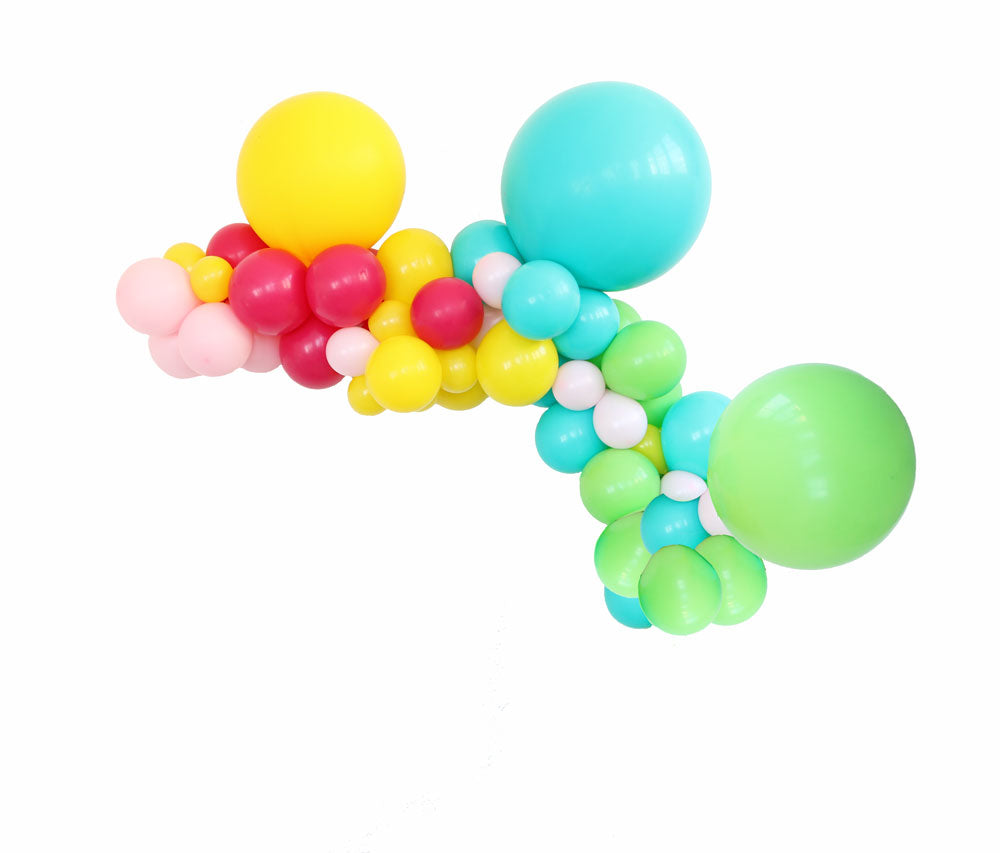 Tropic Like It's Hot Balloon Garland Kit