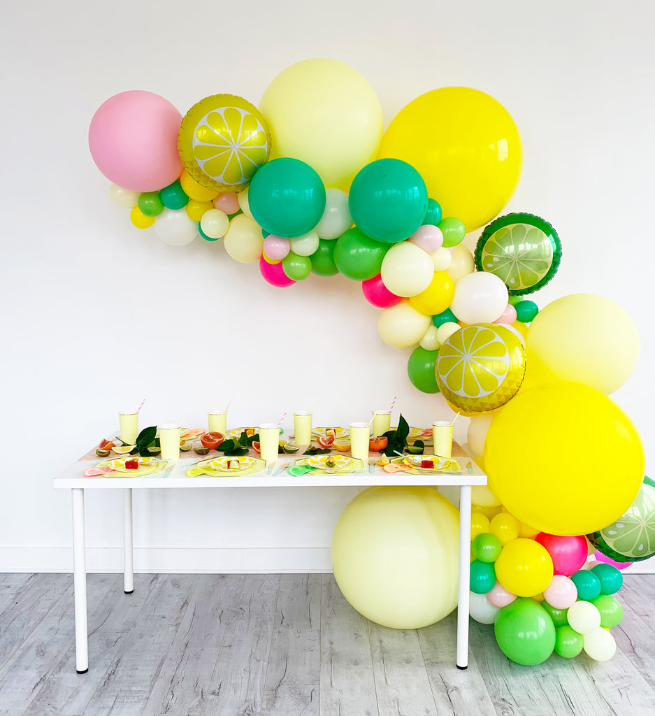 Citrus Sweet Balloon Garland Kit