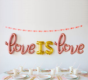 Love is Love Balloon Phrase Pack