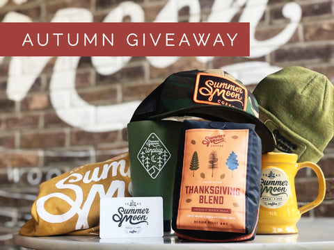 Summer Moon Autumn Giveaway