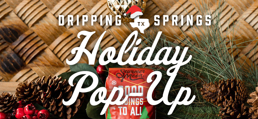 Summer Moon Holiday Pop-Up