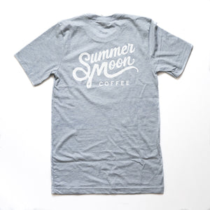 Summer Moon Tee (Prism Blue)