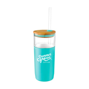20 oz Glass Tumbler