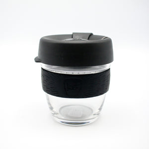 8 oz Glass Coffee Cup