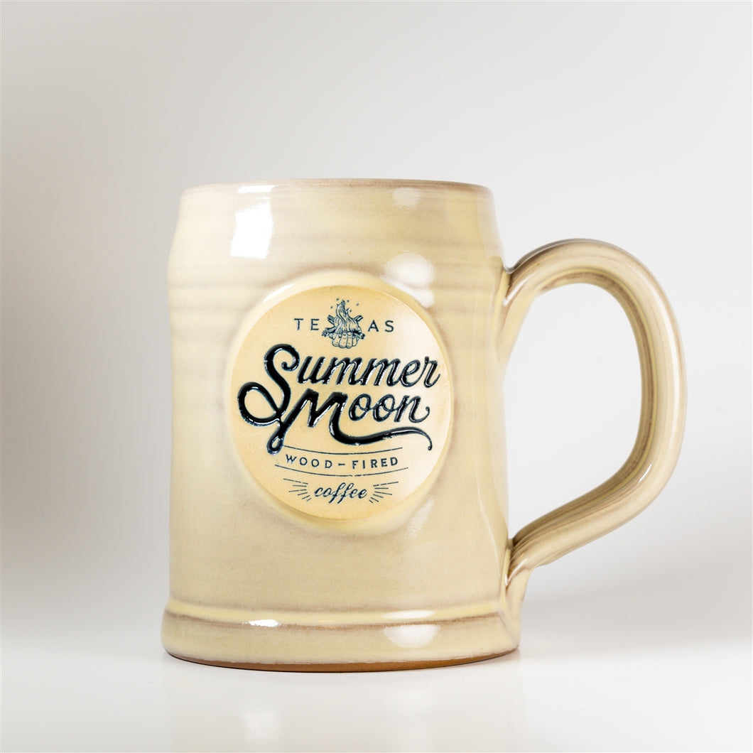German Tankard Mug - Butter