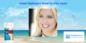 Vision Optimizer with Lutein and more for Your Eye Health