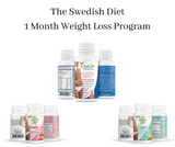 The Swedish Diet 1 Month Weight Loss Program