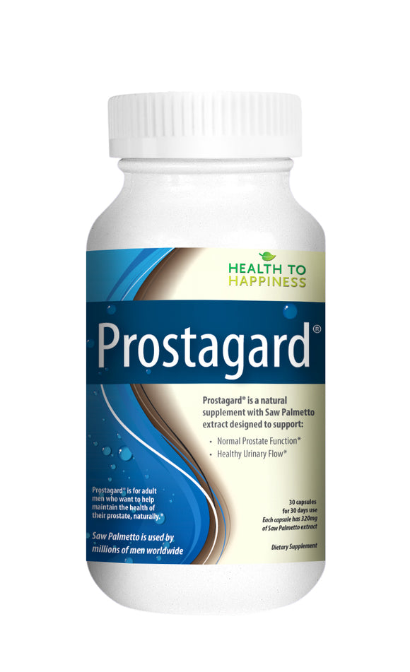 Prostagard is the BEST Choice Saw Palmetto