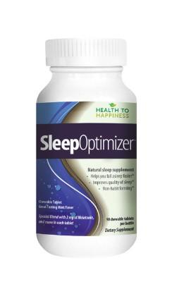 Sleep Optimizer is a Great Tasting Chewable Tablet with Mint Flavor