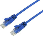 Blupeak CAT 5e UTP LAN Cable - Blue