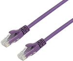 Blupeak CAT 5e UTP LAN Cable - Purple