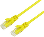Blupeak CAT 5e UTP LAN Cable - Yellow